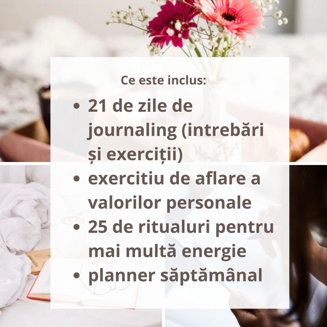 Program complet – 21 zile de Journaling și My secret energy routine-1